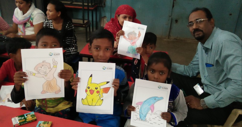 Children's Day Celebrated with Great Fun