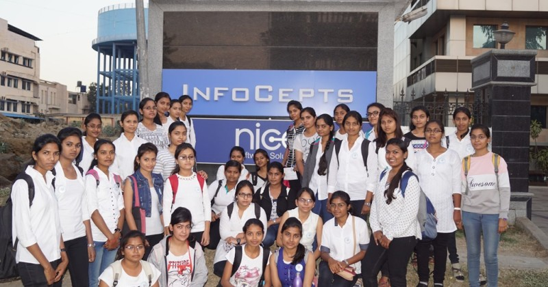 iCARE Conducts Day Long Industrial Visit & Grooming Programme for Aspiring Engineering Girls of LPF