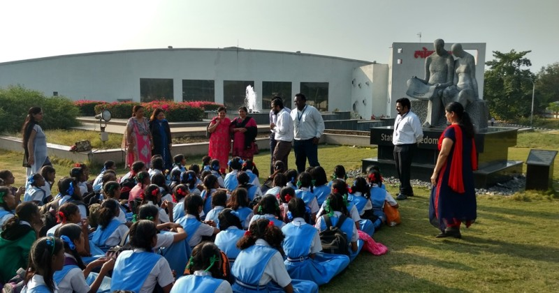 iCARE Conducts Educational Tour for BGS School Children