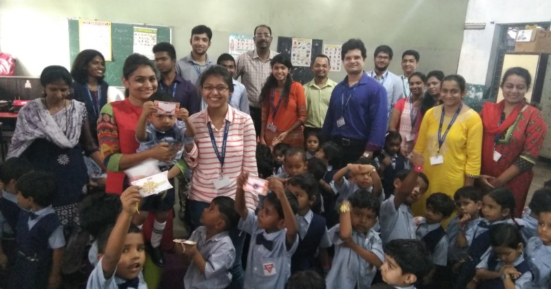 iCARE Conducts CSR Activity with InfoCepts New Joiners !!