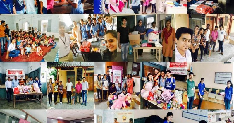 Share to Care Conducted Successfully